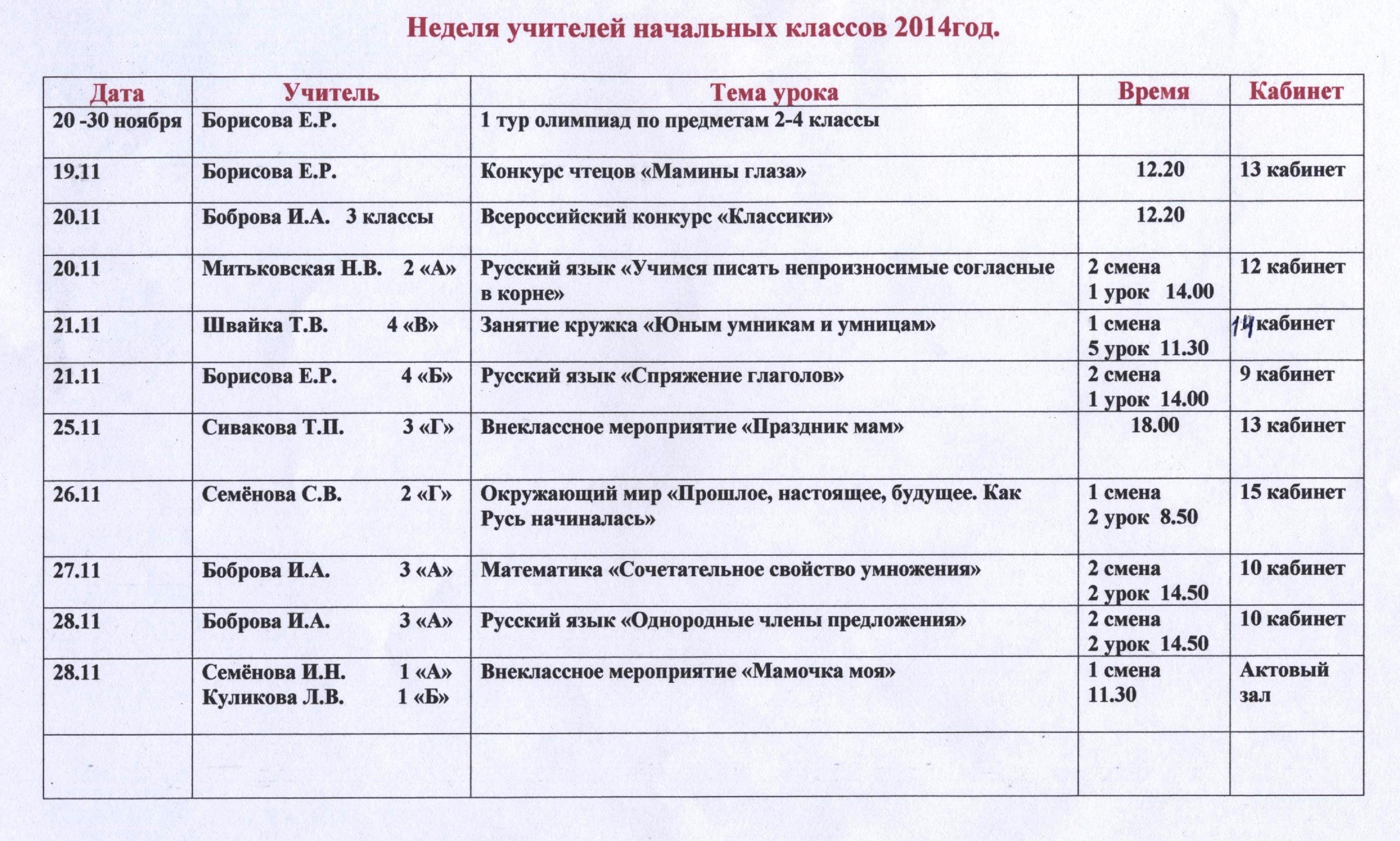 продолжительность рабочего дня завуча школы и учителей калининград декабрь, первыми зимними